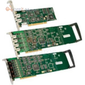 Carte Diva UMANALOG4 PCIE-4 Port PCIE 2 Channel Fax 306-388