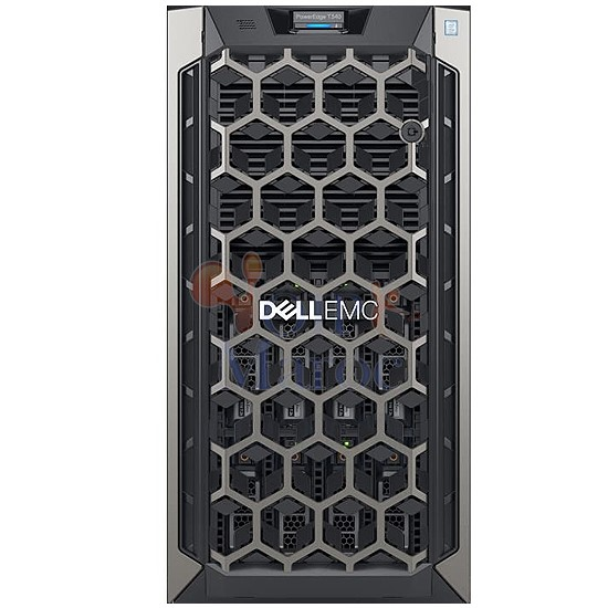Serveur PowerEdge Tour T340 E-2124 8GB 2*1TB PERC H330 DL-PET340-E-2124A