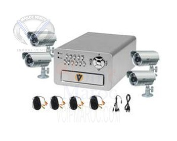 DVR Kits  KD-804GS